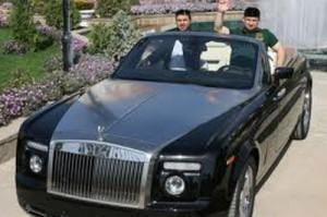 Кадырова обвинили в экстремальной езде