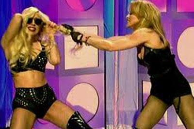 Мадонна и Леди Гага нарушили визовый режим