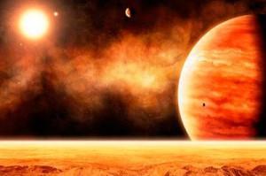Новости, пришедшие из космоса, взволновали всех представителей научной деятельности. Популярный геохимик Стивен Беннер сделал потрясающее заявление, что на Марсе, задолго до появления земной жизни. Была более благоприятная жизнь, чем на Земле в настоящее время. базируясь на этом открытии, ученый предполагает, что жизнь на Земле зародилась именно с Марса, возможно при помощи метеоритов. Стивен считает, что в период зарождения жизни на Земле вся поверхность планеты была покрыта горячей водой. В таких условиях жизнь возникнуть не могла бы, так как высокие температуры размывали бы все ДНК и РНК. Что касается  Марса, то там  в это время было сухо и комфортно.    Теория подтвердилась и тем, что на планете Марс, имеется гораздо больше бора и молибдена, чем на Земле. Эти вещества  являются  необходимыми для жизни и способствуют развитию органического синтеза в правильном направлении. Марс имел столкновение с огромным астероидом, который спровоцировал сильный удар и части горных пород, отколовшись, попали на Землю.  Произошло это именно в тот период, когда на планете стали более благоприятные условия для жизнедеятельности.