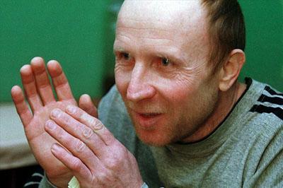 В тюрьме от сердечного приступа умер серийный маньяк - Анатолий Оноприенко
