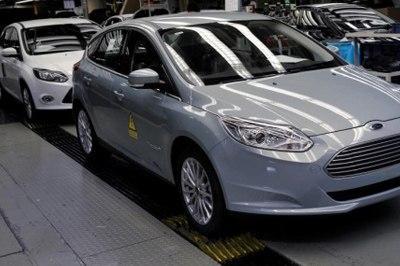 В США растут продажи автомобилей