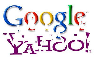 В США Yahoo! популярнее Google