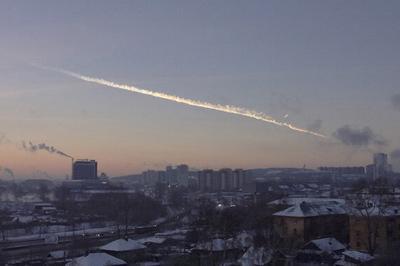 Мимо Земли пролетел 15-метровый метеорит