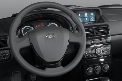 АвтоВаз опубликовал официальные данные о новой Lade Priora