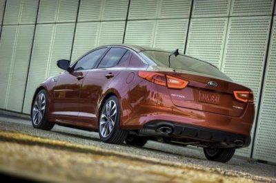 Новая Kia Optima появится уже в 2014 году