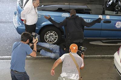 Канье Уэст обвиняется в избиении фотографа