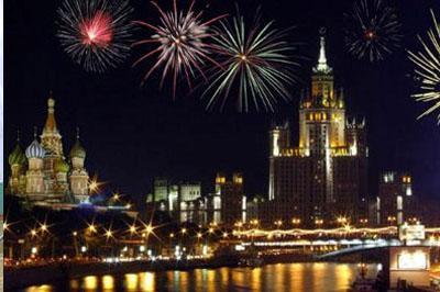 Москва продолжает праздновать свое День рождение