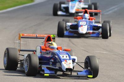 Российские гонщики стали самыми молодыми участниками турнира в Италии