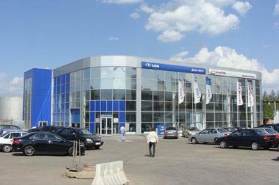 Российский авто рынок занимает лидирующее место в Европе