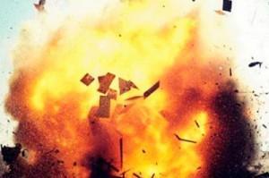 Смертник атаковал здание МВД