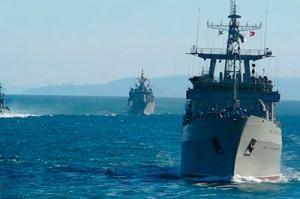 Россия не собирается наращивать военное присутствие в Средиземном море