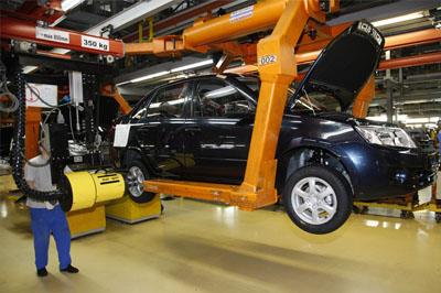 «АвтоВАЗ» достиг уровня Nissan и Renault