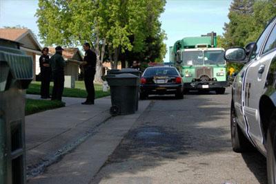 Американская полиция застрелила мужчину стрелявшего по зданию суда
