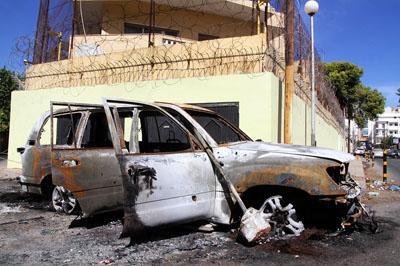 Американский беспилотник убил лидера группировки «Аш-Шабаб»