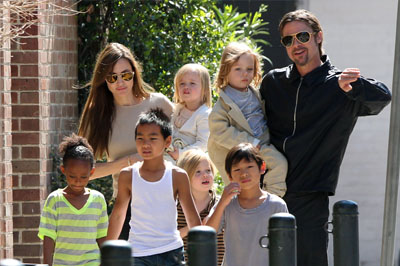 Брэд Питт и Анджелина Джоли составили брачный контракт
