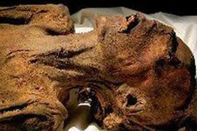 Были найдены мумии возрастом в тысячу лет