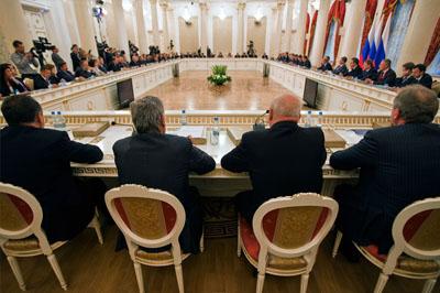 Госдума может принять закон об увольнении мэров на почве межэтнических конфликтов