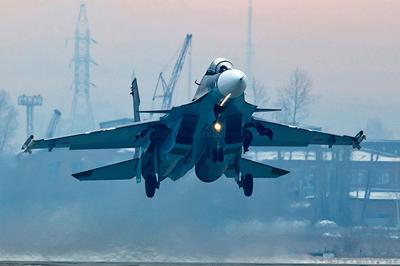 Япония подняла тревогу при появлении ВВС России