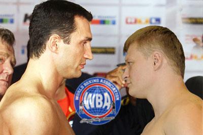 Кличко готов на реванш с Александром Поветкиным