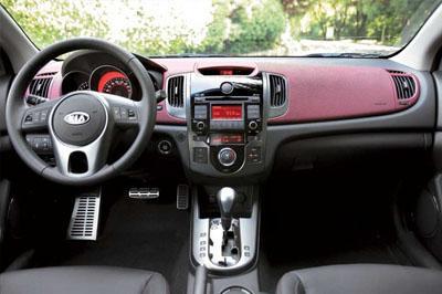 На рынке России появится обновленный Kia Cerato Koup