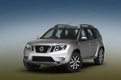 Nissan Terrano начал собираться в России