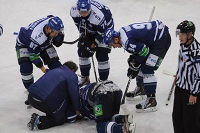 Московское «Динамо» лишилось своего лучшего нападающего из-за травмы