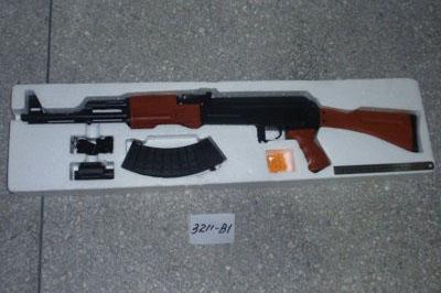 Полицейские США застрелили ребенка приняв игрушечный автомат за настоящий