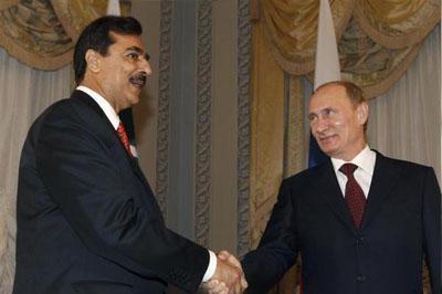 Россия будет проводить совместные работы с Пакистаном отрасли металлургии и энергетики