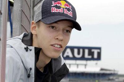 Российский гонщик будет принимать участия в соревнованиях «Формула-1»