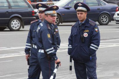 Сотрудникам ГИБДД избившим пешехода дали условный срок