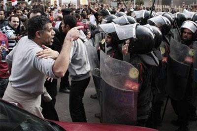В Египте в ходе демонстраций погибло 4 человека и еще 40 ранены
