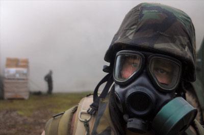 В Сирии снова было применено химическое оружие