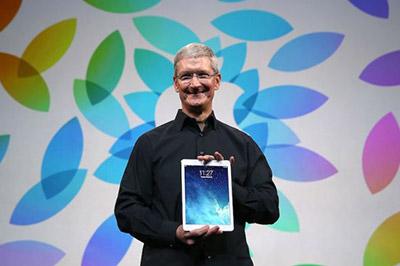 Apple представила новые iPad
