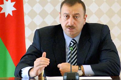 Алиева официально назначили президентом Азербайджана на третий срок