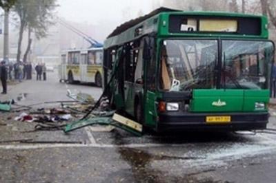 В Волгограде в автобусе взорвалась бомба: 5 человек погибли