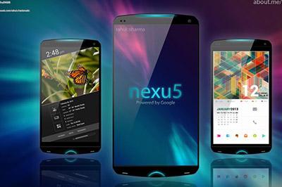 Google Nexus 5 обойдется в 349 долларов