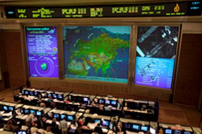 Крупнейший центр управления полетами планируется создать под Москвой в 2014 году