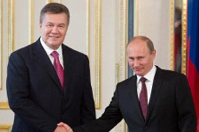 Янукович – Путин: 5 часов уговоров