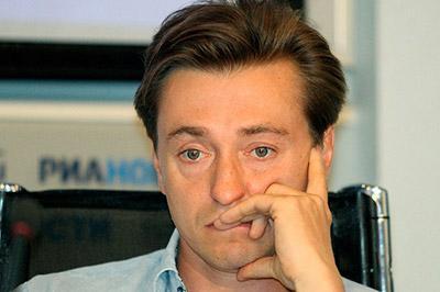 Сергей Безруков отмечает 40-летие