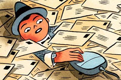 На 355 процентов выросло количество спама в интернете