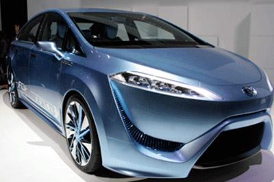 Toyota раскрыла некоторые характеристики водородного автомобиля