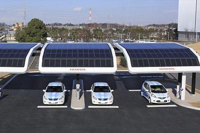 «Экомоторс» собирается наладить сеть бесплатных зарядных станций для электромобилей