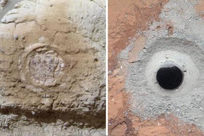 Была ли жизнь на Марсе?