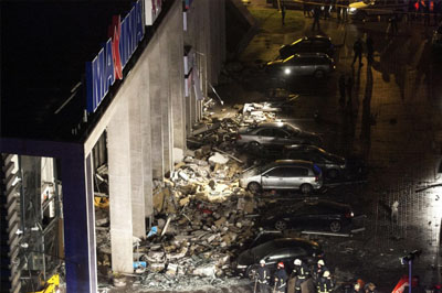 Количество жертв в Риге возросло до 45