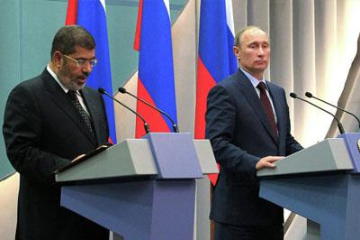 Россия и Египет планируют возобновлять деятельность рабочей группы по борьбе с терроризмом
