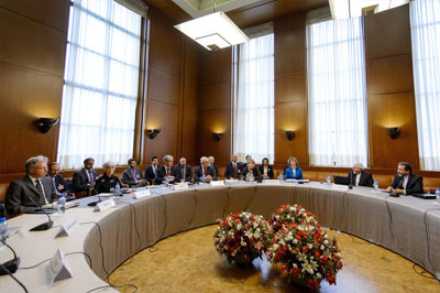 Сергей Лавров вылетел на заседание «шестерки»