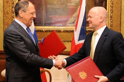 В феврале стартует перекрестный год культуры между Россией и Великобританией