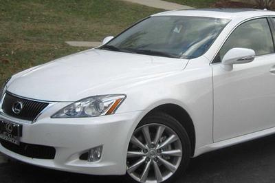 Автобренд Lexus признан одним из самых надежных