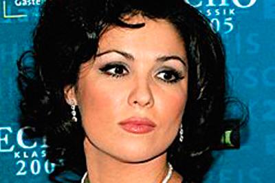 Анна Нетребко разводится с мужем