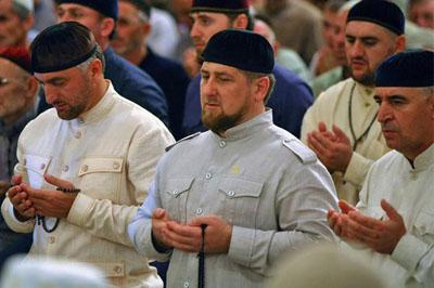 В правительстве Чеченской республики произошли изменения в кадрах